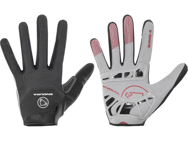 Endura Singletrack Plus Gloves black